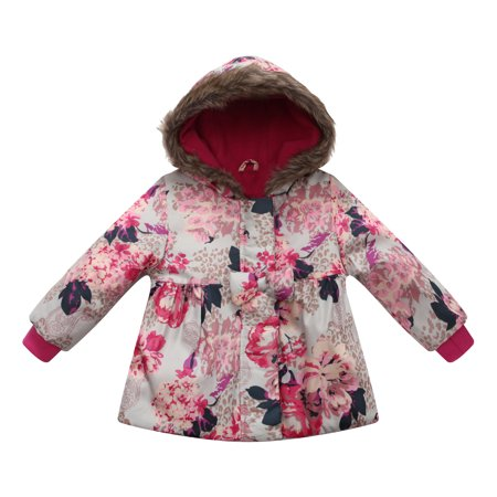 60567aa8a Richie House - Richie House Little Girls Pink Cherry Blossom Paisley ...