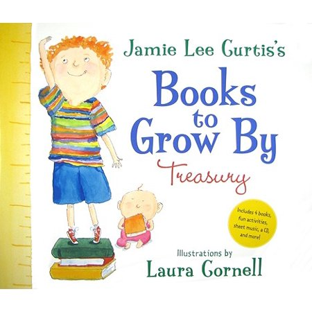 Jamie Lee Curtis's Books to Grow by Treasury - Lee Curtis Halloween