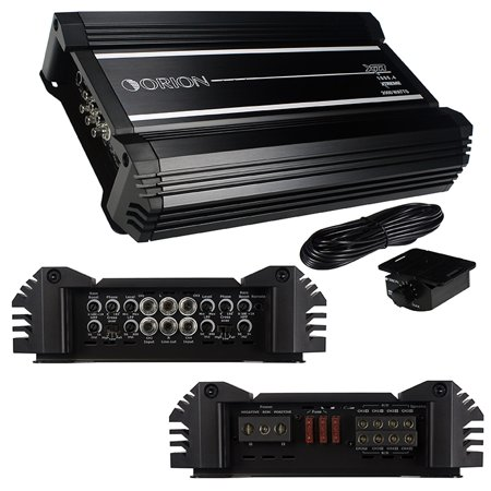 Orion  XTR1000.4   Four Channel Car Audio Amplifier with Built-in High And Low Pass Filters
