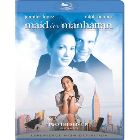 Maid In Manhattan (Blu-ray) (Tyler Davidson Fountain)