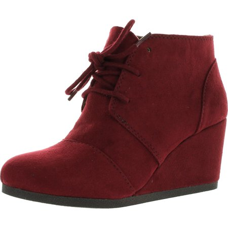 REX Lace Up Ankle Bootie -