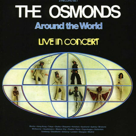 Around the World: Live in Concert (CD)