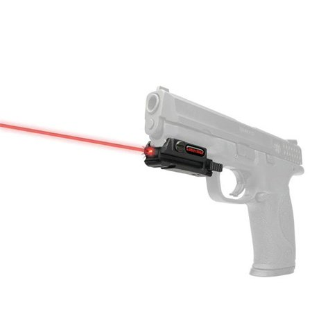 (LaserMax Uni Rail Mounted Red Laser, requires at least 1 3/4