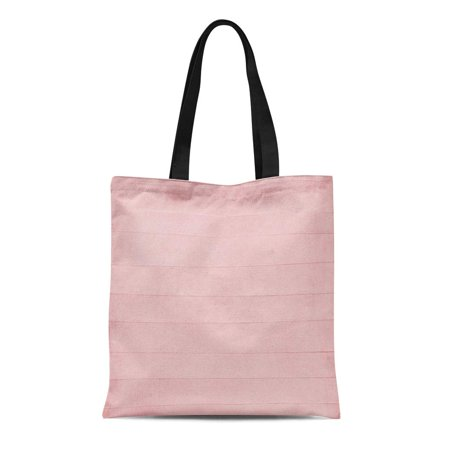 KDAGR Canvas Tote Bag Red Baby Blush Pink Watercolor Girly Pastel Girl Rose Reusable Handbag Shoulder Grocery Shopping Bags ()