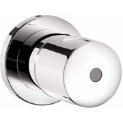 Hansgrohe Axor 38974821 Valve Uno Valve Trim Volume Control Only with Metal Knob Handle Less Valve, Various Colors