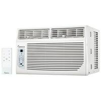 Impecca IWA08-KR15 8,000 Btu Window Ac, Electronic