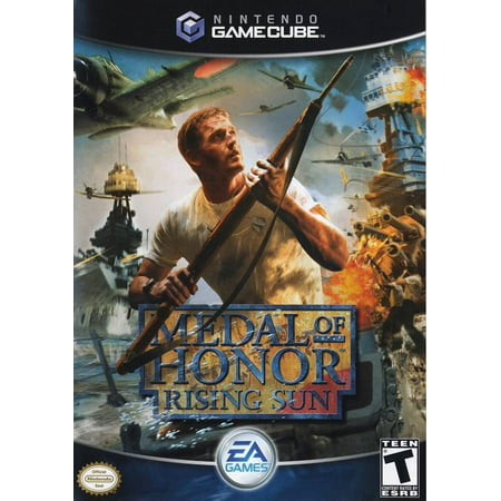 medal of honor rising sun - gamecube (Medal Of Honor Rising Sun Cheat Codes)