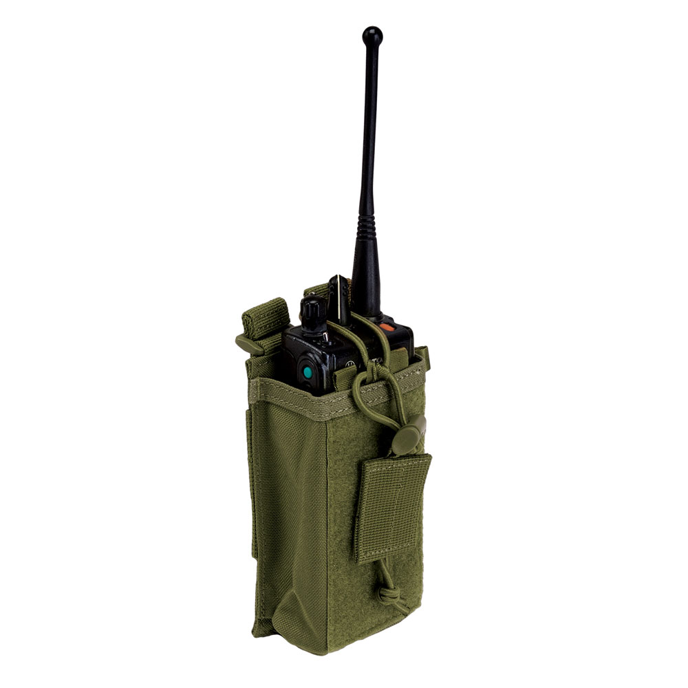 5.11 Tactical Molle Radio Pouch, 1000D Nylon by 5.11 Tactical