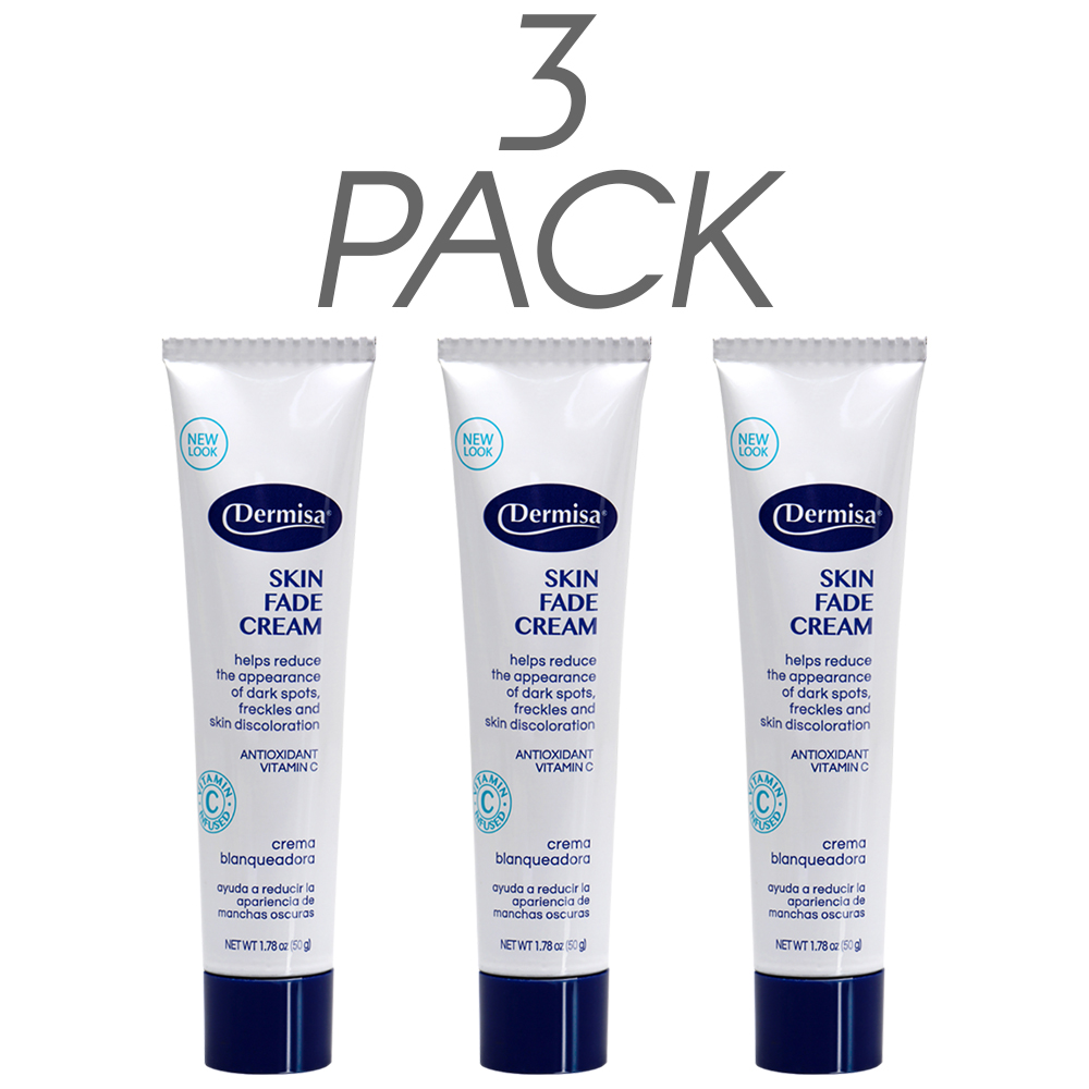 Best Fade Creams - 3 Pack Dermisa Skin Fade 60 Days Treatment Review