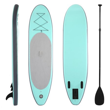 Inflatable Stand Up Paddle Board 10ft Isup With Adjustable