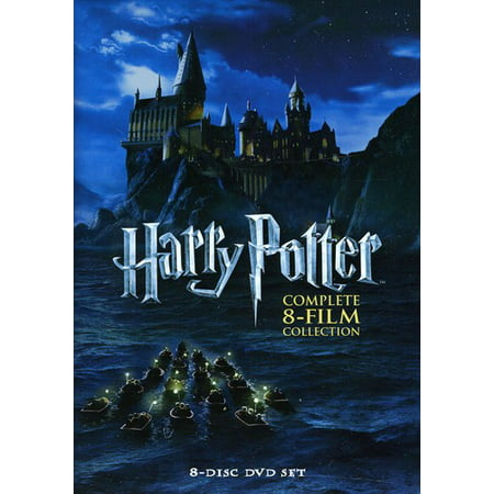 Harry Potter Complete 8 Film Collection Box Set  Dvd