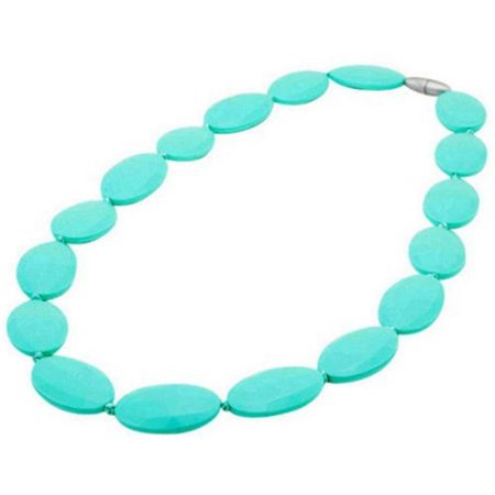 Bluegrass Teething Necklace, Turquoise - image 1 de 1
