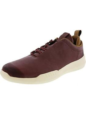 K-Swiss Men's Gen-K Icon P Granata / Totally Tan Ankle-High Leather Fashion Sneaker - 13M