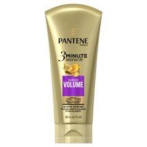 Shampoo & Conditioner: Pantene Pro-V 3 Minute Miracle Sheer Volume