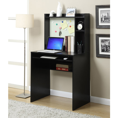 Convenience Concepts Designs2Go Student Desk with Magnetic Bulletin Board