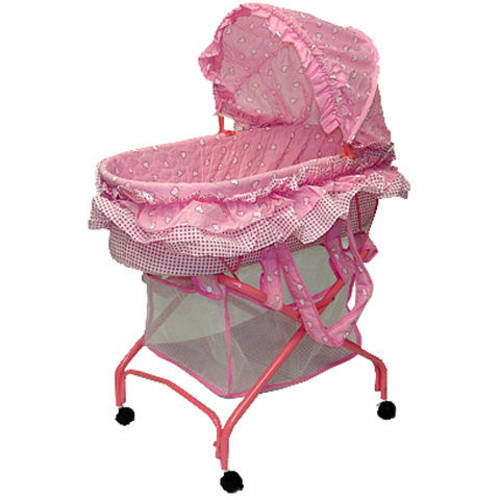 Dream On Me, Layla 2-in-1 Bassinet to Cradle