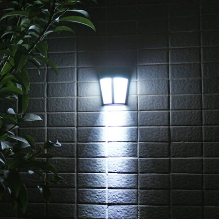 Solar Power LED Lights Outdoor Waterproof Wall Yard Path Way Garden Patio (70 Yard Lights)
