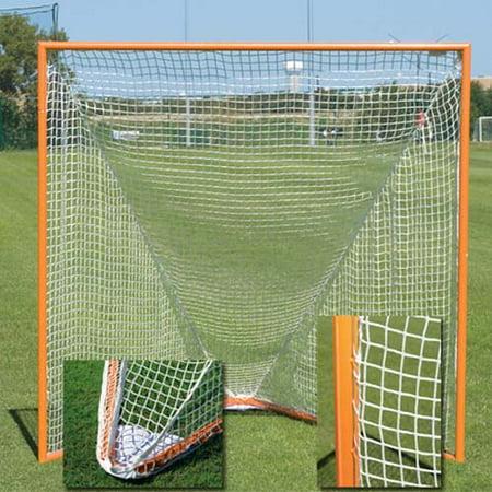 Practice Lacrosse Goal - Halloween Lacrosse Practice