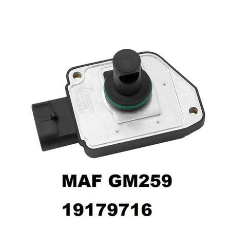 Mass Air Flow Sensor for Buick 97-98 Century/Park Avenue 96-98 LeSabre/Regal