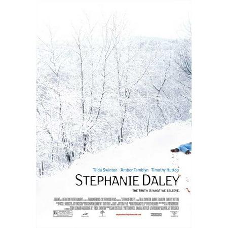 Stephanie Daley POSTER Movie B Mini - Halloween Daley Center