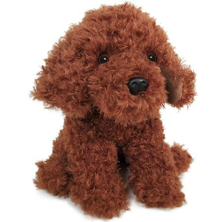 Laurel the Labradoodle | 9 Inch Stuffed Animal Plush Poodle Dog | by Tiger Tale Toys Plush Poodle Dog
