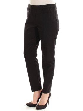 386487dcd Product Image ALFANI Womens Black Skinny Wear To Work Pants Size: 4