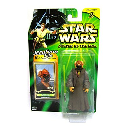 Star Wars: Power of the Jedi Plo Koon Action