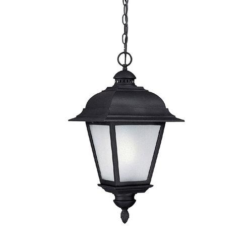 Capital Lighting 9966-GU Brookwood 1 Light Outdoor Hanging Lantern