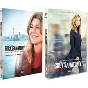 Grey's Anatomy Saison 15 et 16 DVD