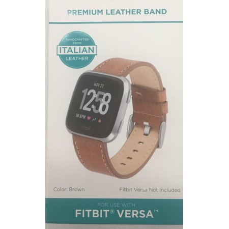 Versa Italian Brown Leather