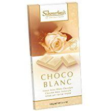 Schmerling's Choco Blanc Finest Swiss White Chocolate 3.5 oz. - Choco Rocks
