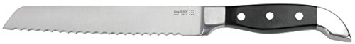 "Berghoff Orion Bread Knife 8"" Blk by BergHOFF International"