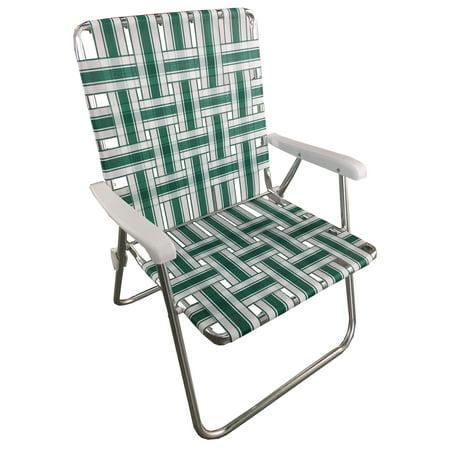 Mainstays Aluminum Web Folding Chair Walmart Com