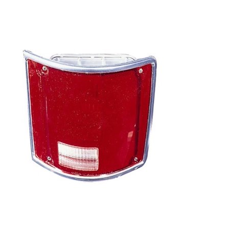 - Go-Parts » 1979 - 1986 GMC C2500 Suburban Tail Light Lens - Left (Driver) Side 5968329 GM2800122 Replacement For GMC C2500 Suburban