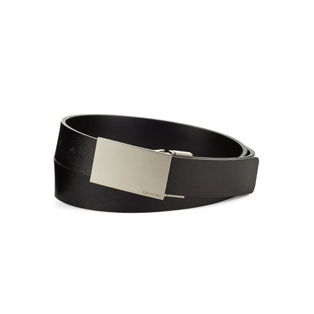 Twist Reversible Leather Belt Calvin Klein Embossed Belt