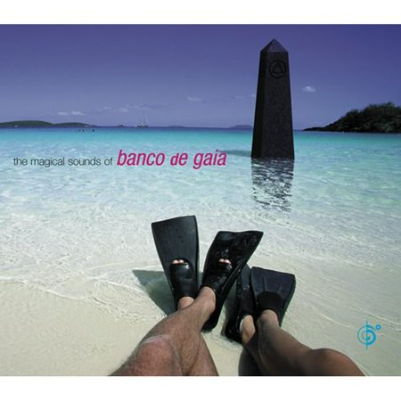 The Magical Sounds Of Banco De Gaia  657036101227