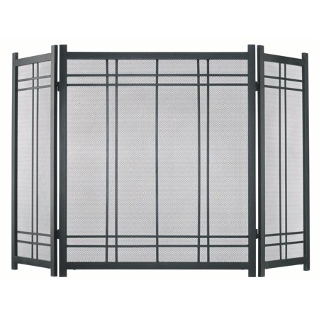 Preston Fireplace Screen (Meyda Tiffany Fireplace Screen)