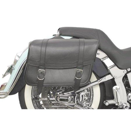 Saddlemen X021-02-041 Highwayman Slant-Style Saddlebag - Classic - 15 1/2in.L x 6in.W x 9 1/2in.H