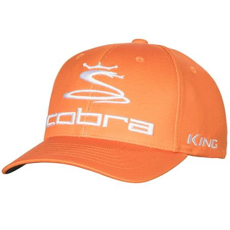 8eca18327ac COBRA PRO TOUR KING HAT MENS FITTED GOLF CAP 909206 - NEW 2017 - Walmart.com