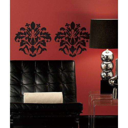 Room Mates Room Mates Deco Damask Wall Decal