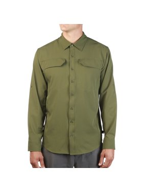 Allforth Men's Catalpa Long-Sleeve Shirt