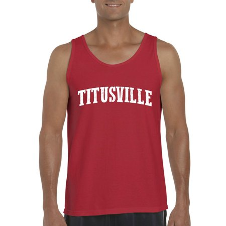 Artix Titusville Florida Tank Top Home Of University Of Florida