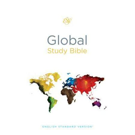 ESV Global Study Bible (Bible Gateway Esv)