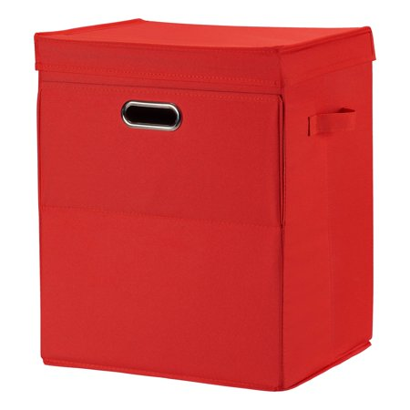 Mainstays Front Loading Stackable Large Laundry Hamper