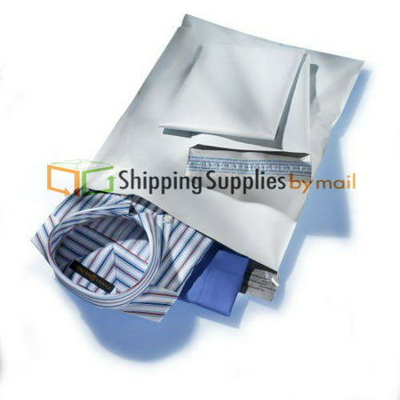 """Poly Mailers Self Seal Shipping Mailing Envelopes, 9"""" x 12"""" 2.5 Mil Thick 600 Count"""