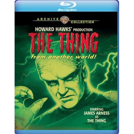 The Thing From Another World (Blu-ray)