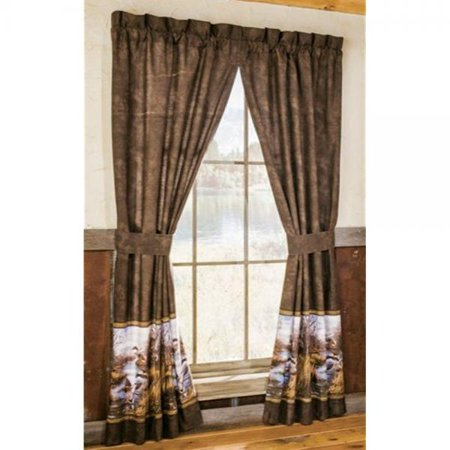 Kimlor Lined Rod Pocket Drapes (Kimlor Drapes)