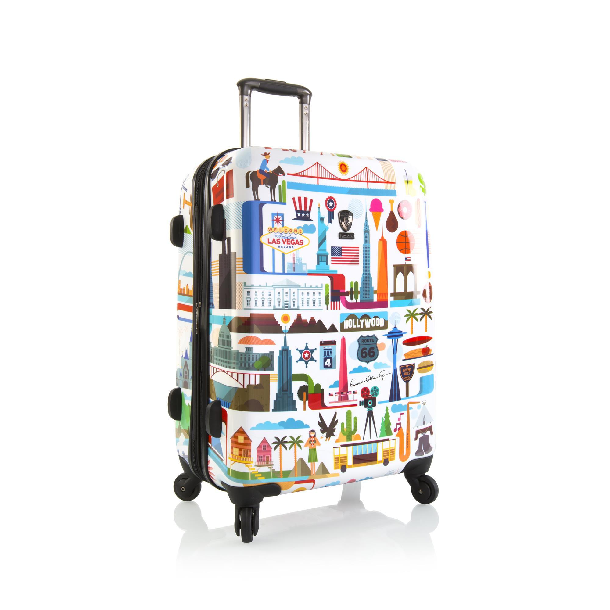 "Heys America London 26"" Spinner Luggage"