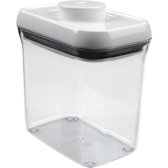 Oxo Good Grips Pop Rectangle Storage Container 1 5 Quart