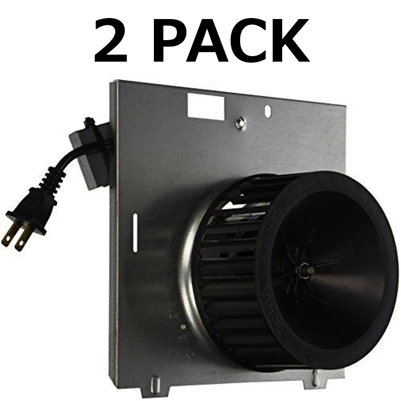 2 Broan Bathroom Fan Assembly S-97017065 for 676-A, B, C, and 676F-A,B,C